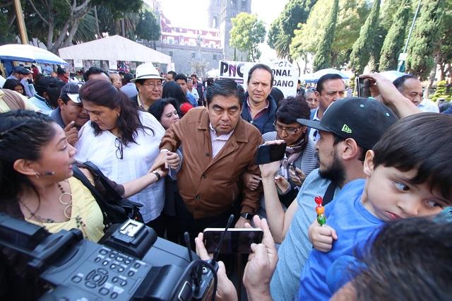 Estrategia de RMV para manchar fallo del TEPJF, denuncia Barbosa