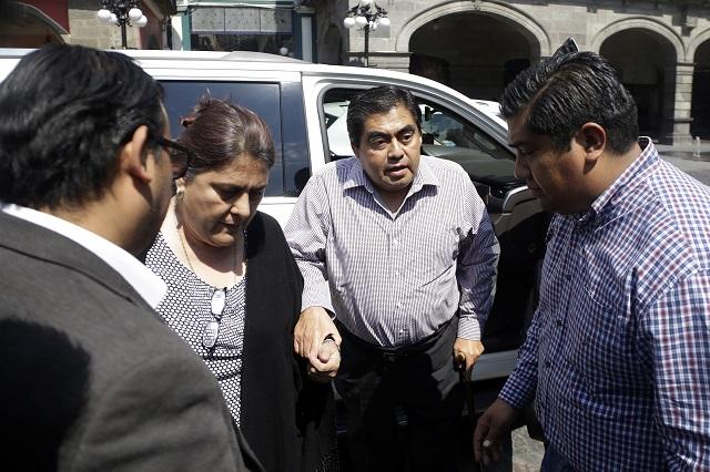 RMV quiere seducir a la autoridad electoral, alerta Barbosa Huerta