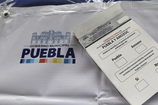 Congreso resolverá conflicto limítrofe entre Puebla y Amozoc