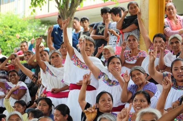 Histórica consulta pública en comunidad indígena de Puebla