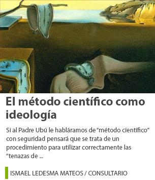 El método científico como ideología