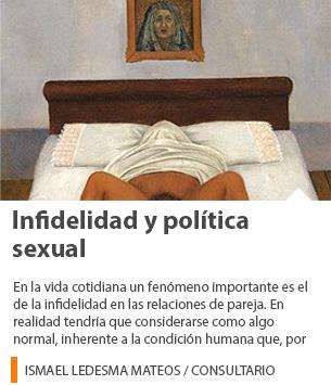 Infidelidad y política sexual