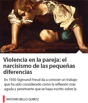 Violencia en la pareja: el narcisismo de las pequeñas diferencias