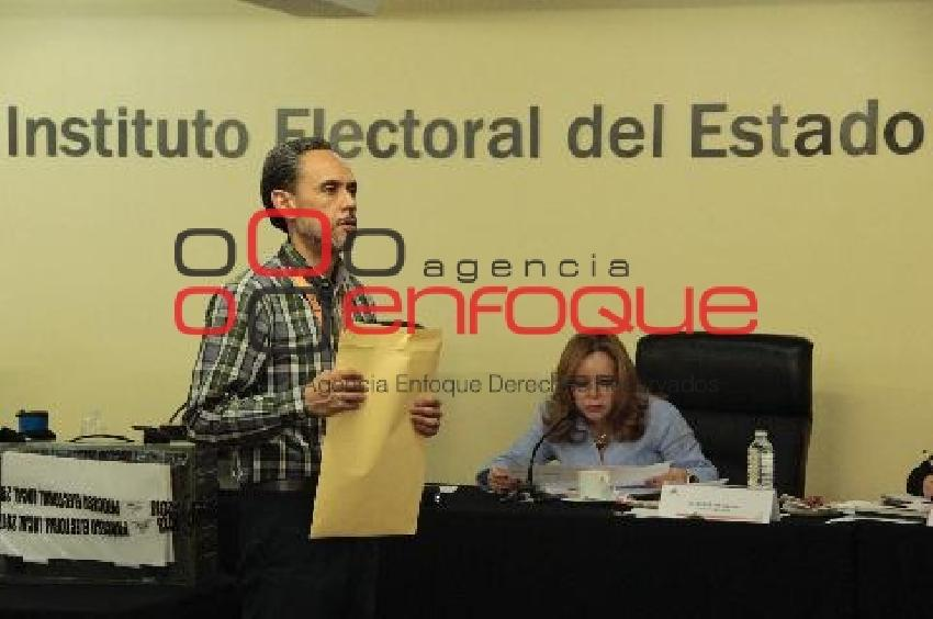 Por falta de seguridad, IEE revisa elección de 13 municipios