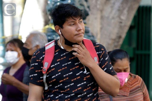 Bachilleres de Zacatlán registran tres casos sospechosos de covid