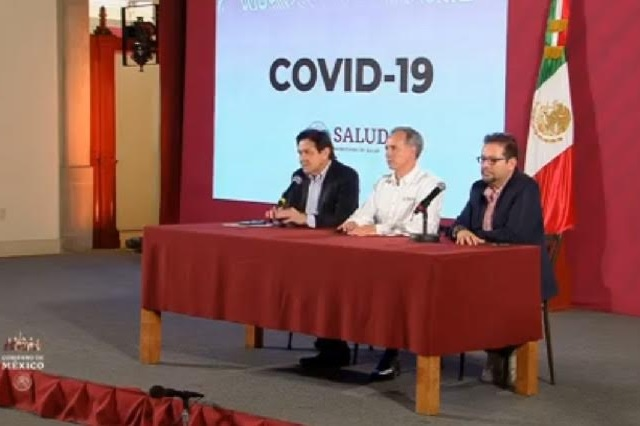 Ya suma Puebla a seis personas contagiadas de coronavirus