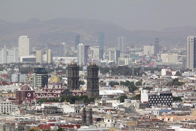 Contaminación de Puebla sería similar al Valle de México: INECC