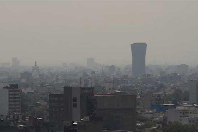 Contaminación llega a 128 puntos IMECA en la delegación Milpa Alta