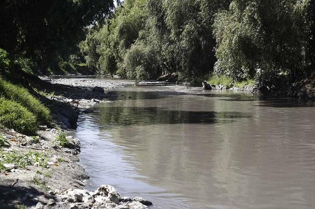 Demandan sanear el río Atoyac en Puebla y Tlaxcala