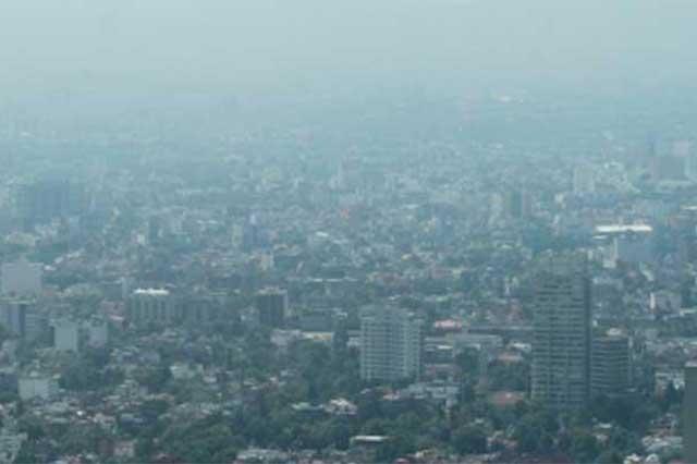 Pronostican condiciones atmosféricas desfavorables y sigue contingencia