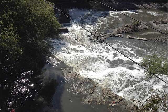 Advierte académico UNAM colapso climatológico por contaminación