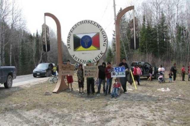 Denuncian contaminación por mercurio en zona indígena canadiense