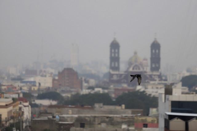 Mejora calidad del aire en Puebla y se ubica como regular