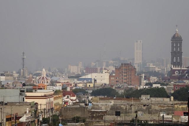 Suspende clases la BUAP este viernes por mala calidad del aire