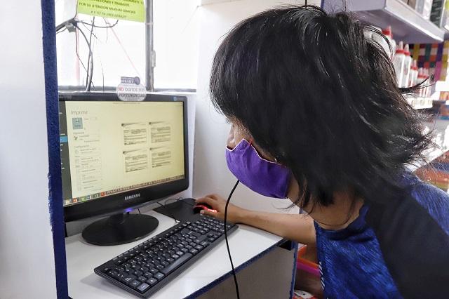 Apenas 2 de cada 5 hogares poblanos cuentan con internet