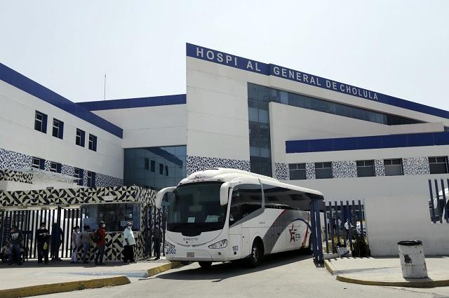 Piden sindicalizados de salud bono por atender Covid en Puebla