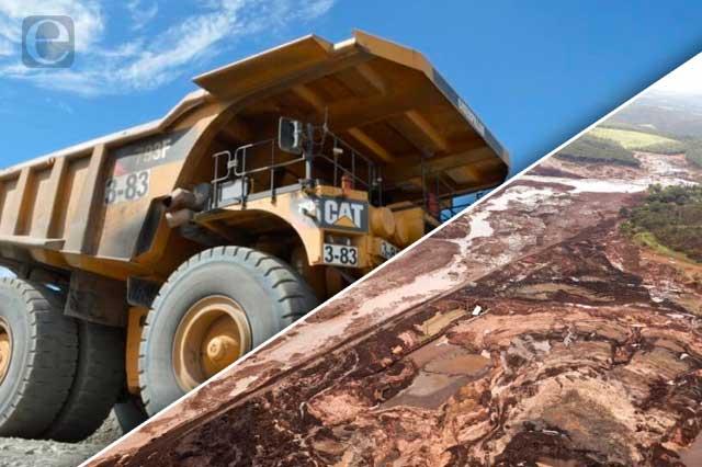 Sin permiso de extracción Minera Gorrión perfora Ixtacamaxtitlán