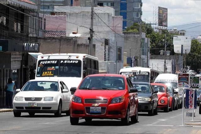 Amplían plazo para pagar Control Vehicular hasta el 15 de abril
