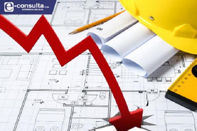 Cae 51.2% el valor de producción del sector constructor en Puebla