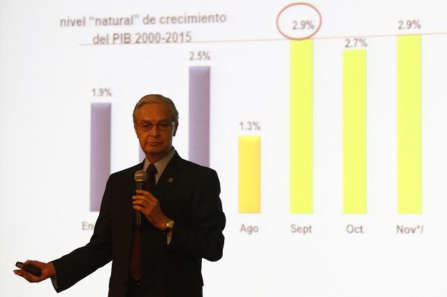México camino a la debacle por deuda y bajo crecimiento: Derbez