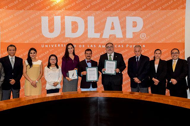 Ratifican convenio de colaboración UDLAP y empresa CONTPAQi