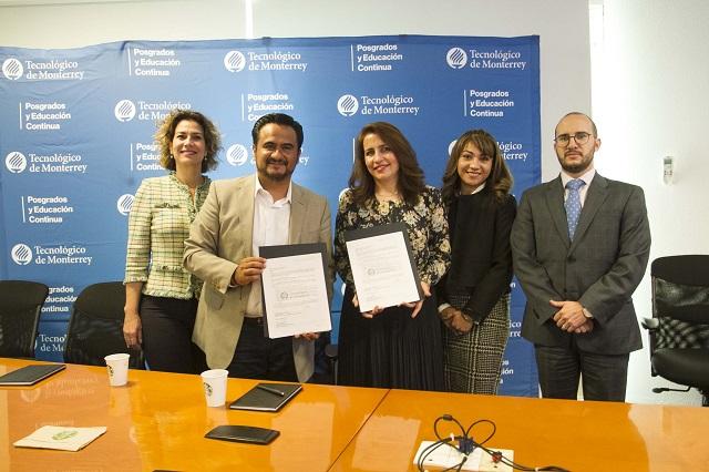 ITESM Puebla y gobierno capitalino colaborarán en proyectos urbanos