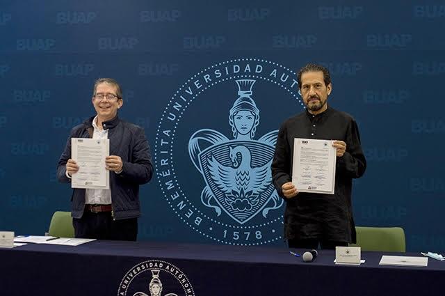 BUAP compartirá contenidos con el Sistema Público de Radiodifusión