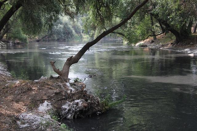 Trata, delito y saneamiento de ríos abordan Barbosa y Mena