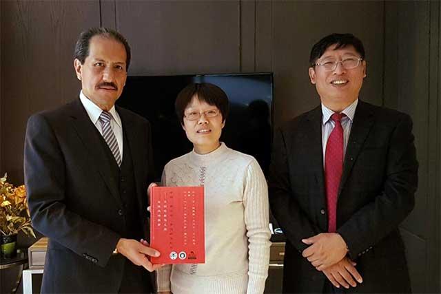 Firma BUAP convenio con el Instituto Confucio de Tailandia