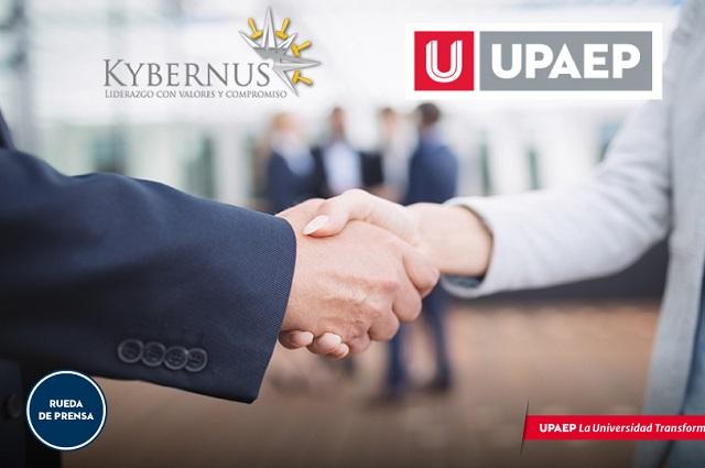 UPAEP y Kybernus forman líderes sustentados en valores
