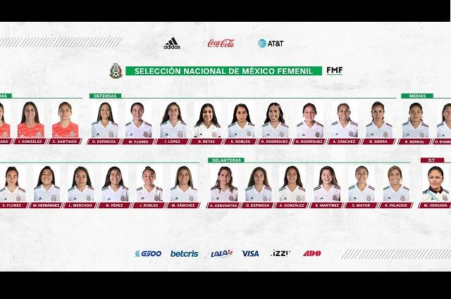 Tri Femenil: Lista la convocatoria de Mónica Vergara para enfrentar a Costa Rica
