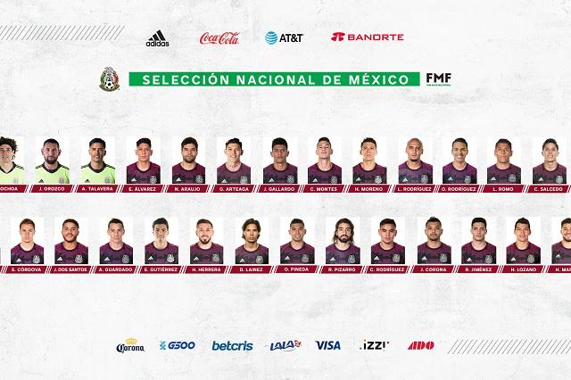 Gerardo Martino presenta lista definitiva de convocados a Liga de Naciones