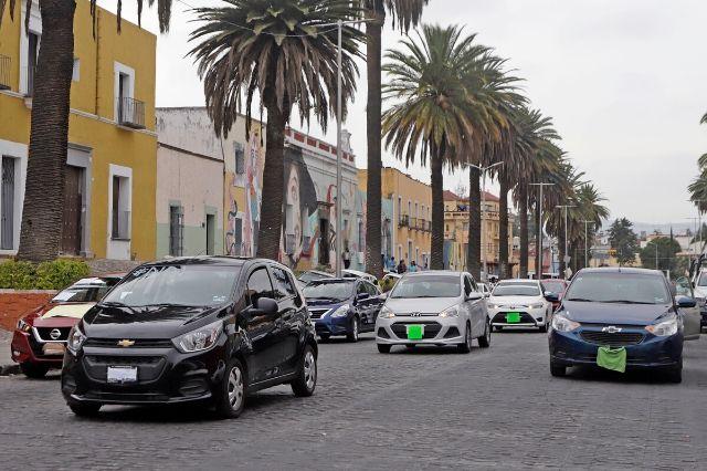 Convocan conductores de Uber y Didi a marcha por la inseguridad