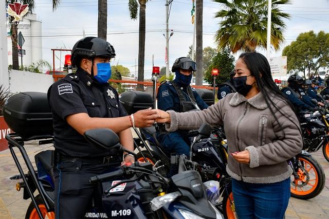 Convocan en Cuautlancingo para entrar a la Policía Municipal