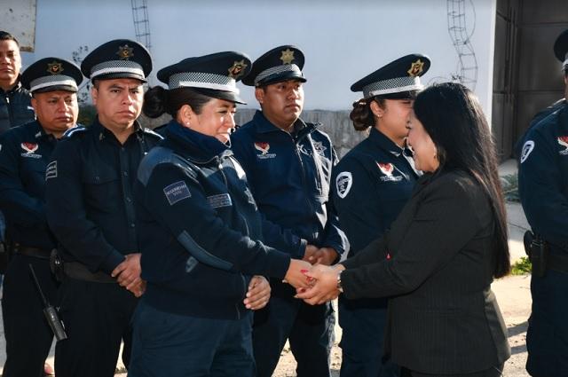 Sigue abierta la convocatoria para ser policía municipal en Cuautlancingo