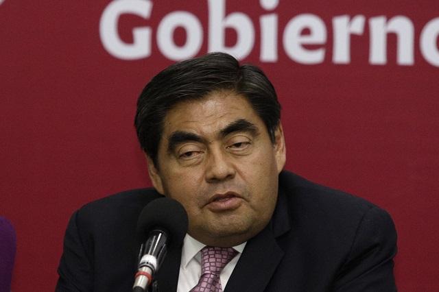 Pide Barbosa a edil de Tehuacán pagar a sindicalizados