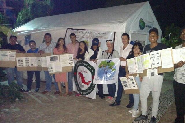 Acusan en COP 13 Alternativo daños ambientales en Puebla