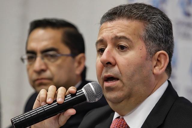 IP no necesita decreto para donar, dice Treviño a Barbosa