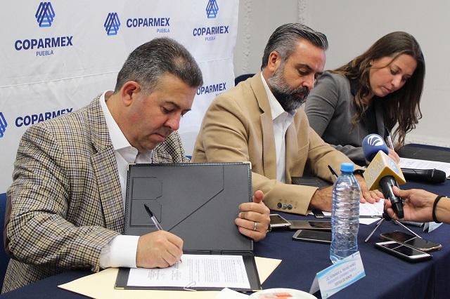 Coparmex Puebla no venderá 'cachitos' del avión presidencial