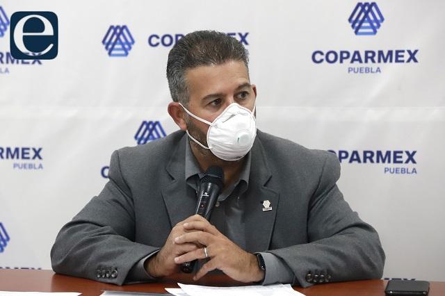 Coparmex pide a Barbosa no involucrarse en caso UDLAP