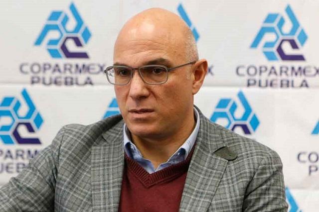 Coparmex busca a los candidatos a la gubernatura de Puebla