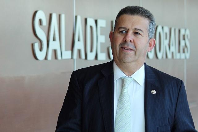 Dirigente de Coparmex en Puebla, miembro de comité en  la OECD