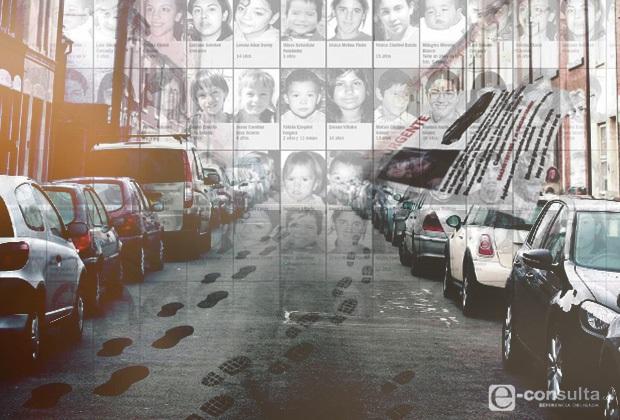 Denuncian en cámara de diputados desaparición de menores en Puebla