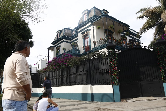 Hacen de histórica Casa de los Enanos un atractivo de terror