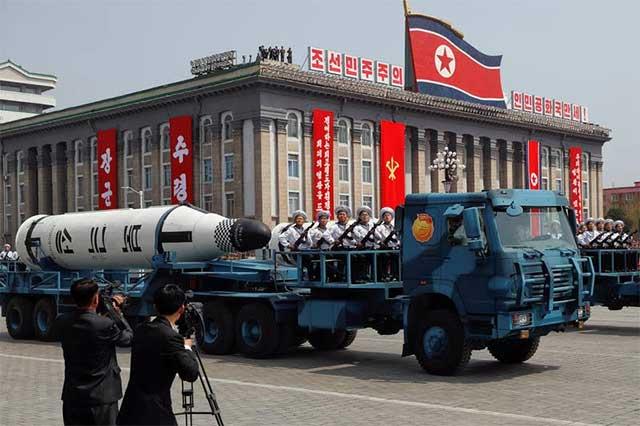Corea asegura que está preparada para una guerra nuclear con EU
