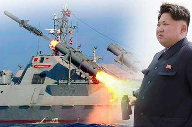 Corea del Norte lanza misil que podría haber llegado a zona económica de Japón