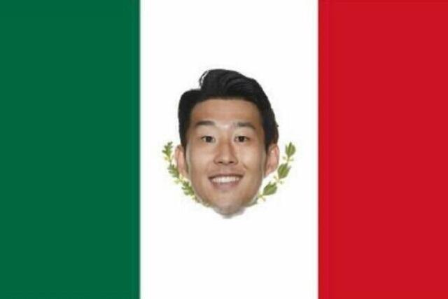 Y de repente México ama a Corea y le dedica cientos de memes