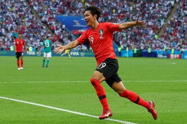 Corea sorprende a Alemania 2-0 y elimina al campeón del mundo