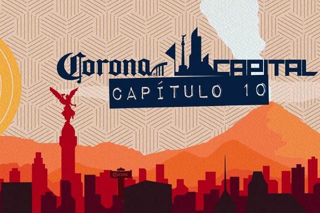 Se pospone el Corona Capital para abril de 2021