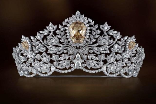 ¿De qué está hecha la corona de Andrea Meza, Miss Universo 2021?